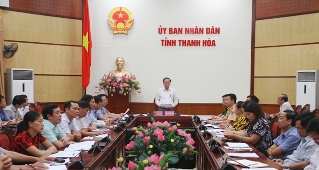 Thanh Hoa kien nghi Chinh phu mau lam duong cao toc Bac - Nam