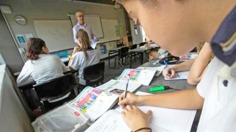 Sách số khiến học sinh giảm khả năng tiếp thu