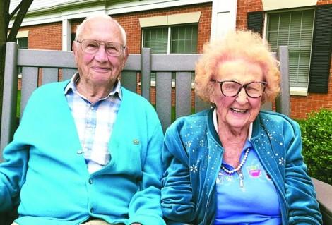 Nên duyên vợ chồng ở tuổi… 100