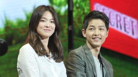 Song Hye Kyo lần đầu nói về việc ly hôn: 'Đó là định mệnh'