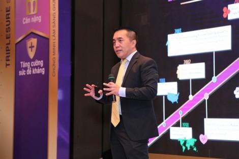 Abbott ra mắt PediaSure công thức mới tại Việt Nam
