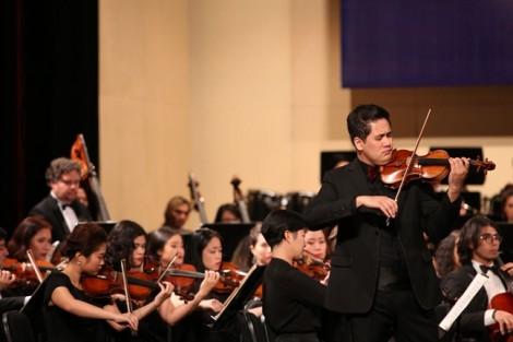 Dàn nhạc giao hưởng 'khủng' trình diễn nhạc phim bom tấn Hollywood