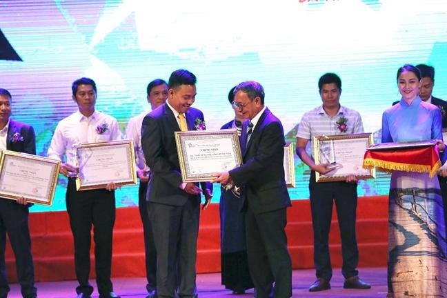 Sun World Ba Na Hills lan thu 5 lien tiep duoc vinh danh tai Giai thuong Du lich Viet Nam