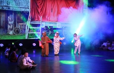 Những học sinh 'trường làng'  làm chủ sân khấu nhạc kịch