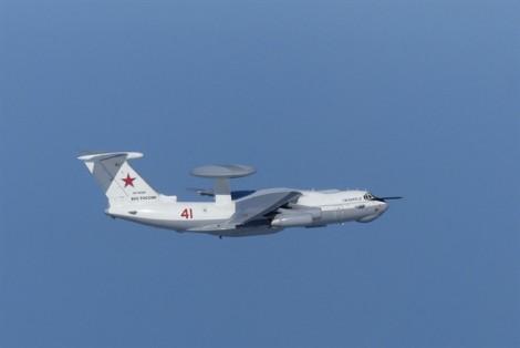 Hàn Quốc bắn cảnh cáo máy bay Nga xâm phạm không phận