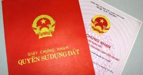 Chủ tịch xã bị cách chức vì xác nhận hồ sơ cấp sổ đỏ sai thực tế