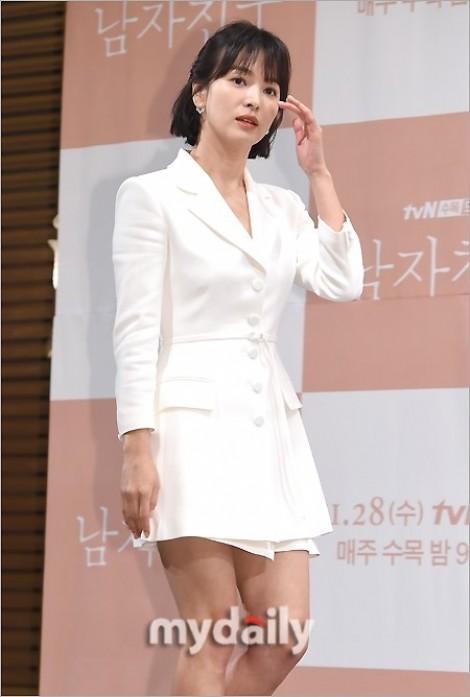 Song Hye Kyo nộp đơn kiện những người tung tin đồn ác ý