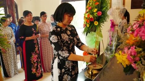 Tri ân các Mẹ Việt Nam anh hùng