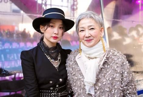 Cụ bà 70 tuổi khiến giới trẻ chạy dài bởi gu thời trang cực chất