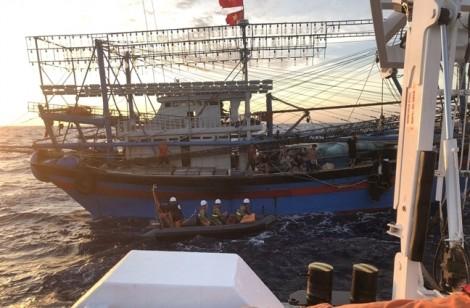 Qua xét nghiệm ADN, xác định được danh tính 3 thi thể trong vụ tàu cá Nghệ An bị đâm chìm