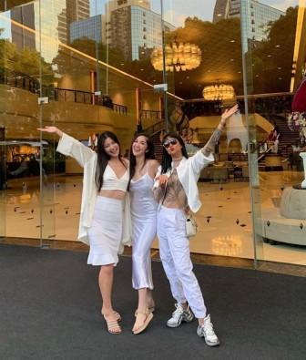 H'Hen Niê 'lên đồ' cá tính hội ngộ hoa hậu hoàn vũ Thái Lan và Trung Quốc