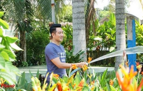 'Sống ảo' với nhà vườn hơn 3000 mét vuông của Nguyễn Phi Hùng