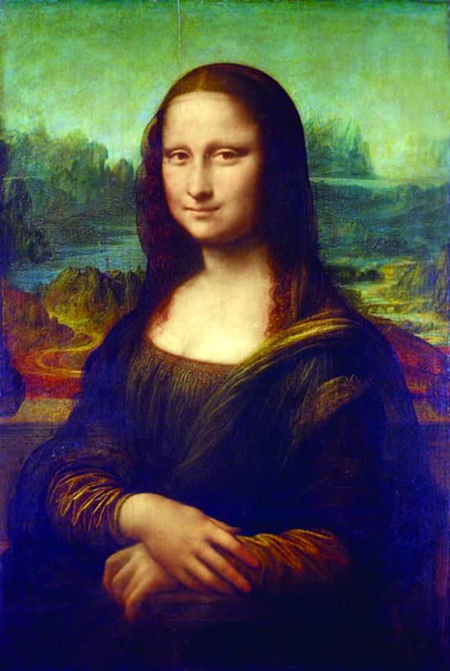 Mona Lisa: Kiet tac va loi nguyen