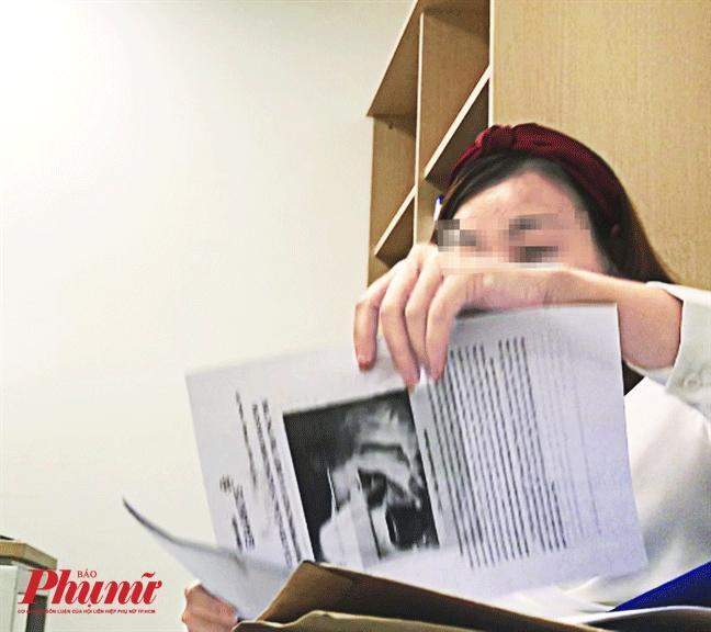Bac si sung sot truoc thong tin chua duoc ung thu bang vac xin tu than o Benh vien Gia An 115