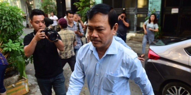 Nguyen Huu Linh van bi truy to toi Dam o voi nguoi duoi 16 tuoi