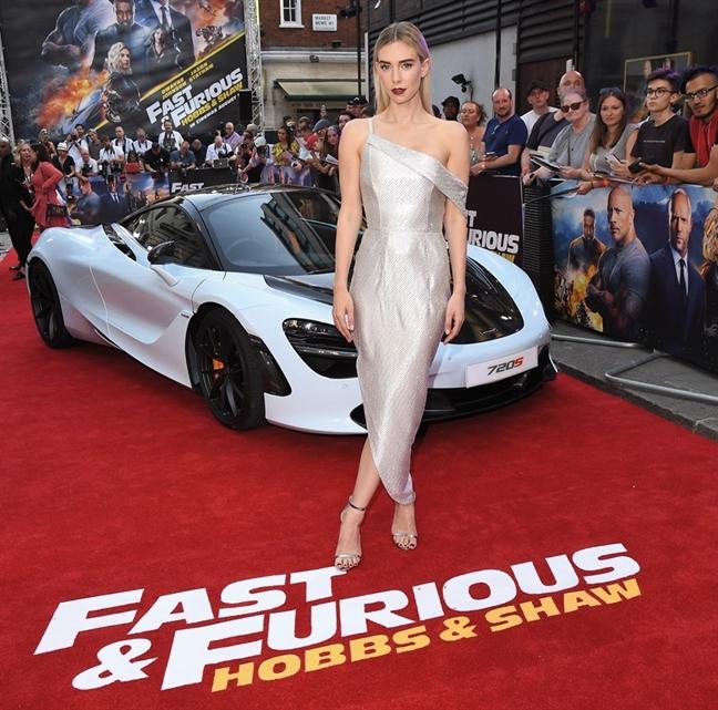 Vanessa Kirby: Da nu moi cua Hollywood?