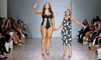 Áp lực ngầm trong thế giới người mẫu ngoại cỡ