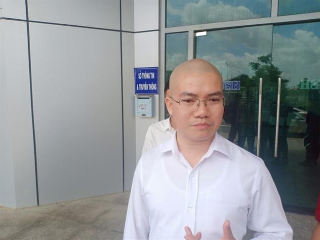 Xu phat Chu tich HDQT Cong ty dia oc Alibaba 7,5 trieu vi phat ngon miet thi