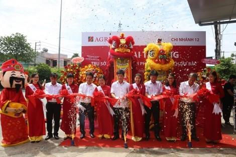 Agribank chi nhánh 12 khai trương trụ sở mới, nhiều ưu đãi hấp dẫn
