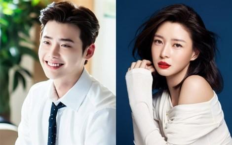 Vẻ đẹp nóng bỏng của 'bạn gái tin đồn' Lee Jong Suk