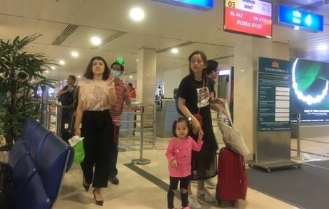 Sân bay Cát Bi và Vân Đồn đóng cửa vì bão số 3, hàng loạt chặng bay ngừng khai thác