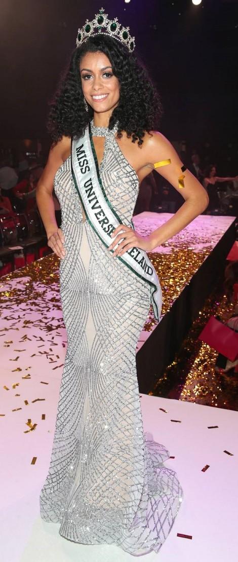 Nhan sắc tân Hoa hậu Hoàn vũ Ireland- nhà phân tích dữ liệu của NASA