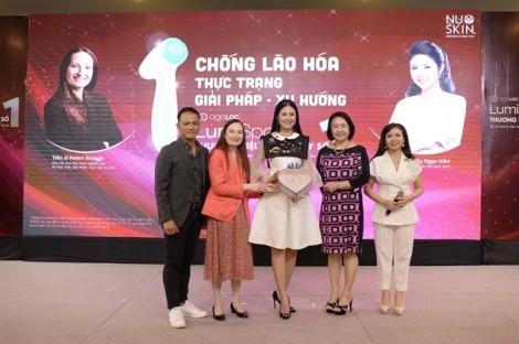 Nu Skin Việt Nam tổ chức hội thảo ngăn ngừa lão hóa
