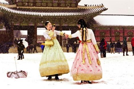Phía sau sự lựa chọn độc thân của các cô gái Hàn