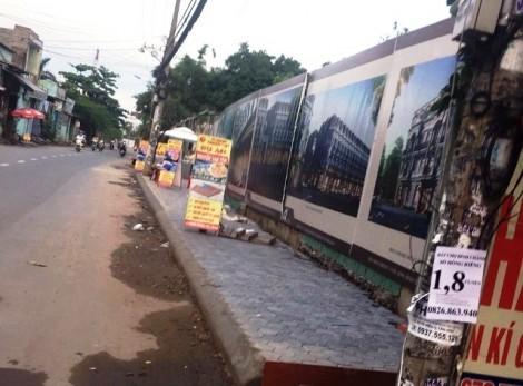 TP.HCM cấm mọi giao dịch ở dự án Hòa Bình Luxury