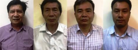 Một loạt nguyên lãnh đạo Tổng công ty Máy động lực và Máy nông nghiệp Việt Nam bị bắt