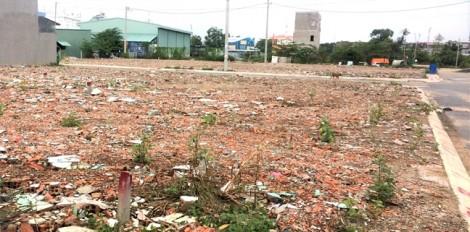 Mua đất nền từ Đông Hưng Group: Tiền mất, đất chẳng có