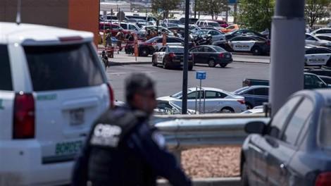 Xả súng ở tiểu bang Texas, gần 60 người thương vong