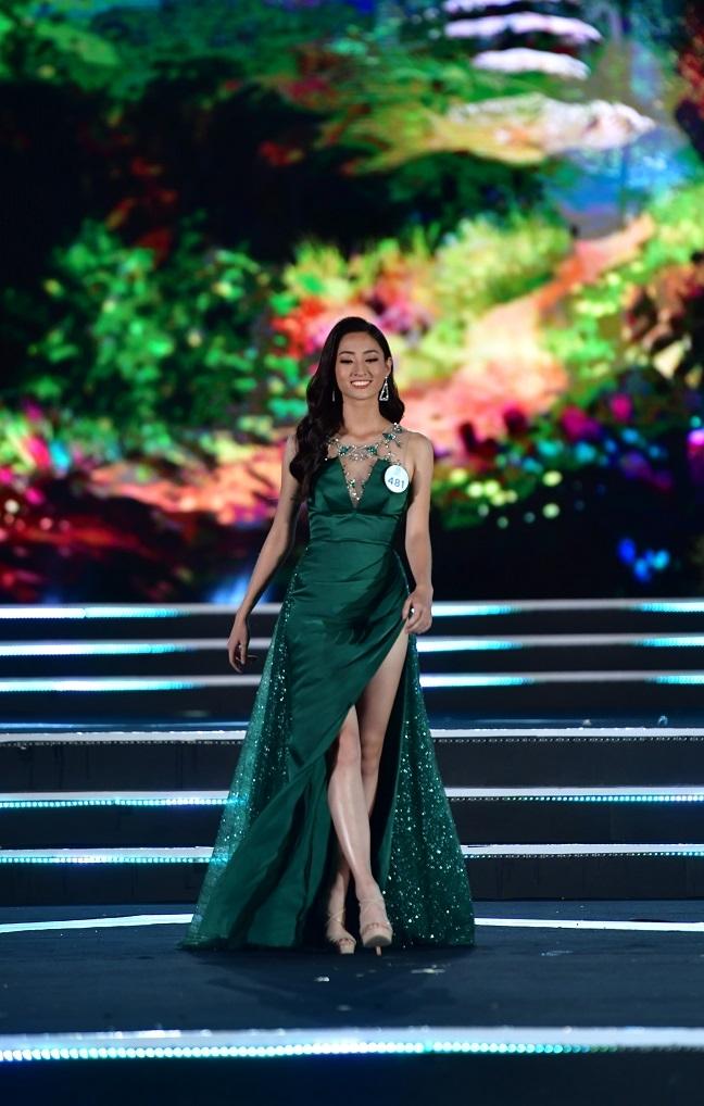Dang quang Miss World Vietnam 2019, Luong Thuy Linh san sang chinh phuc vuong mien the gioi
