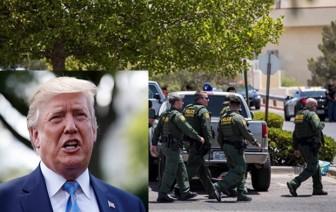 Sao Hollywood chỉ trích Tổng thống Donald Trump sau 2 vụ xả súng khiến hàng loạt người chết