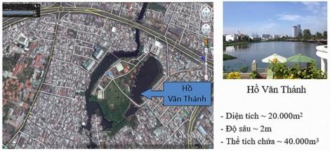 Chống ngập cho Sài Gòn: Hồ có sẵn không xài, bỏ cả đống tiền xây mới!