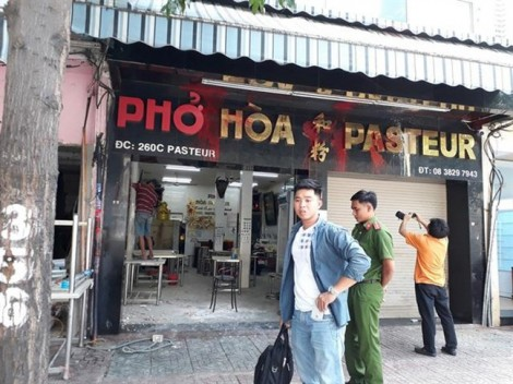 Vụ quán phở Hòa bị giang hồ liên tục tấn công: bắt giữ em rể chủ quán