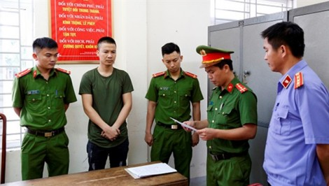 Khởi tố phóng viên cưỡng đoạt tiền của doanh nghiệp nước ngoài