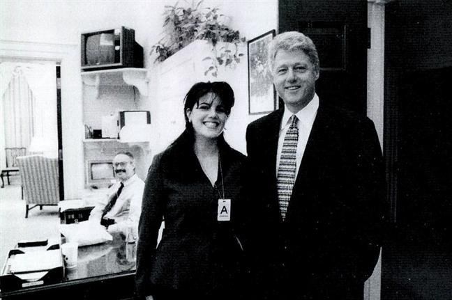 Be boi tinh duc cua cuu Tong thong Bill Clinton sap len man anh