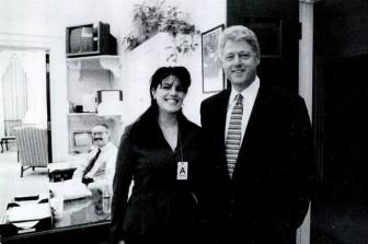 Bê bối tình dục của cựu Tổng thống Bill Clinton sắp lên màn ảnh