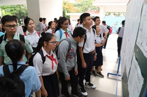 TP.HCM chính thức không tăng học phí trong năm học mới