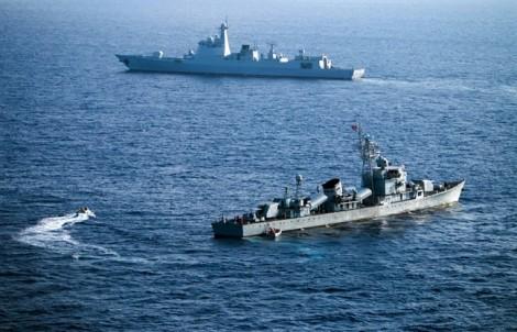 Ở Biển Đông, họ có nhận biết giá trị văn minh - tự do - hòa bình?