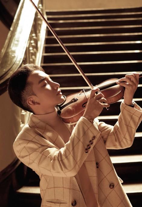 Nghệ sĩ violin Hoàng Rob: Vẫn đi tìm giấc mơ