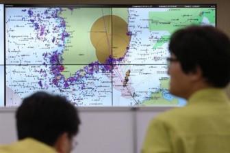 Nhật Bản trải qua tuần nắng nóng làm 57 người chết, lại chuẩn bị đón nhận cuồng phong
