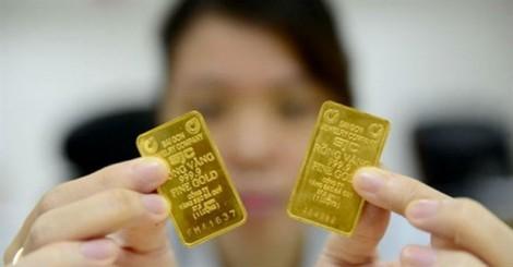 Giá vàng vẫn tăng điên cuồng, vượt mốc 42 triệu đồng/lượng