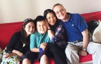 Gia đình 'người đàn bà yếu đuối' Trần Thị Ngân: Gặp nhau nhiều nhất trong căn bếp