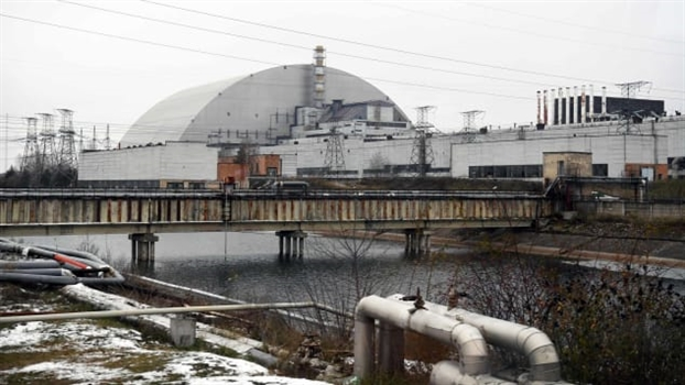 Ruou 'Atomik' hap dan vi lay nguyen lieu tu Chernobyl