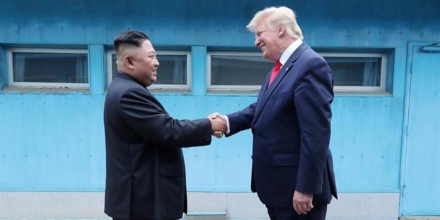 Trieu Tien tiep tuc thu ten lua sau khi Tong thong Trump bay to hy vong ve dam phan