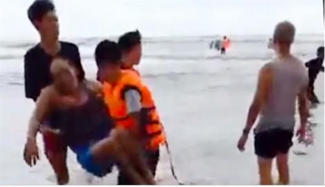 5 người chết khi tắm biển ở Bình Thuận