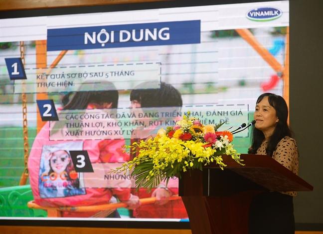 Ha Noi tham gia chuong trinh Sua hoc duong, dat ty le 87,7%