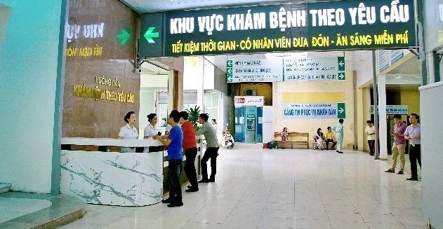 Gia giuong benh vien cong dat ngang khach san hang sang, Bo Y te noi gi?